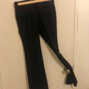 Black Marisa Trousers from Banana Republic